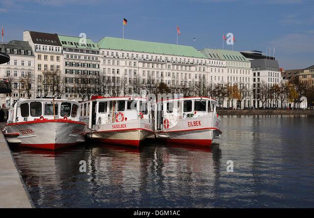 Hotel Vier Jahreszeiten Hamburg Grill