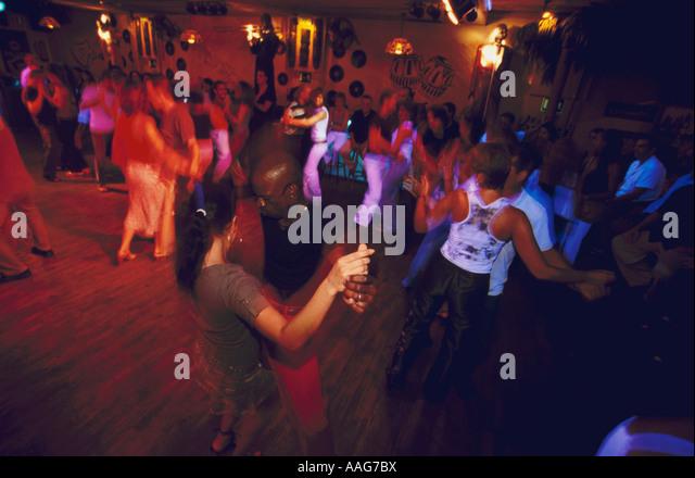 Salsa Dancing Bar Stock Photos & Salsa Dancing Bar Stock Images ...