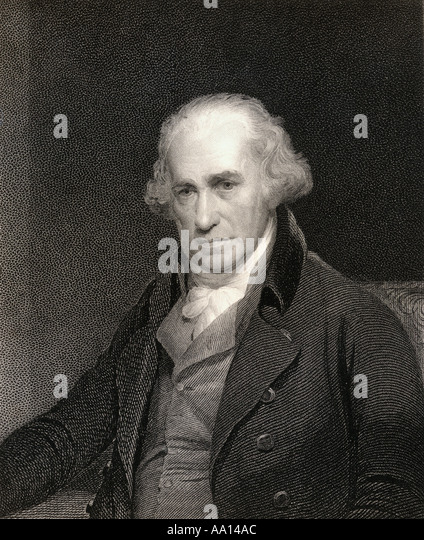 A biography of james watt a scottish inventor and mechanical engineer