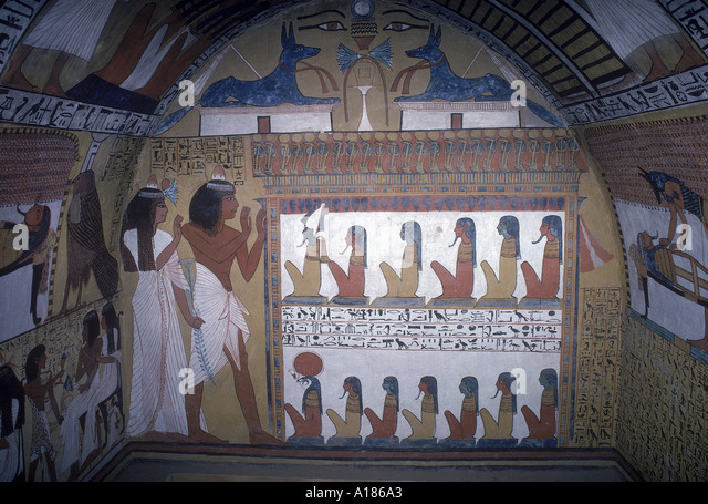 sennedjem tomb Luxor, egypt: we set aside a whole bonus day to see the tombs of the nobles  and  rekhmire, and sennefer, and the artisans' tombs of sennedjem and  inherka.