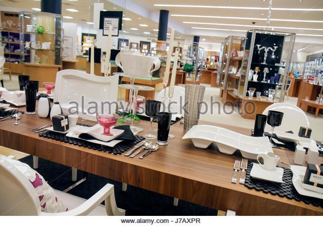 High Quality Miami Florida Aventura Mall Shopping Retail Display For Sale Fashion  Department Store Bloomingdaleu0027s Home Furnishings