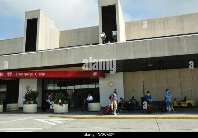 atlanta airport baggage claim atlanta georgia usa stock image