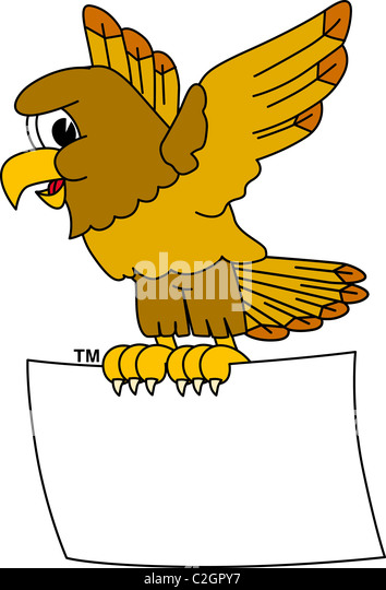Hawk Mascot Clipart Stock Photos & Hawk Mascot Clipart Stock ...