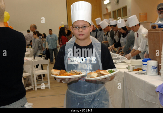 Relief organization food stock photos relief for What to serve for thanksgiving lunch