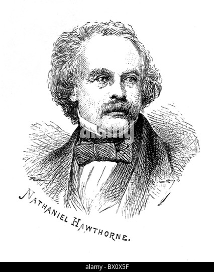 nathaniel hawthorne literary background Nathaniel hawthorne and the scarlet letter  to obtain knowledge of nathaniel hawthorne's life and background and how it  to identify key literary elements.