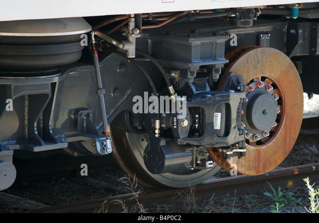 Air brake stock photos images alamy
