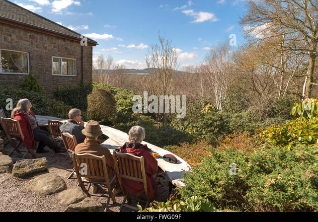 Wonderful Blue Sky Matlock Derbyshire Stock Photos  Blue Sky Matlock  With Licious Visitors Enjoying The View On The Woodland Garden At Lea Gardens Matlock  Derbyshire With Endearing Garden Garages Also Little Tikes Secret Garden Playhouse In Addition Fence Garden And Granny Garden Game As Well As Trinity Gardens Church Of Christ Additionally Sunbury Walled Garden From Alamycom With   Licious Blue Sky Matlock Derbyshire Stock Photos  Blue Sky Matlock  With Endearing Visitors Enjoying The View On The Woodland Garden At Lea Gardens Matlock  Derbyshire And Wonderful Garden Garages Also Little Tikes Secret Garden Playhouse In Addition Fence Garden From Alamycom