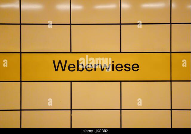 Berlin Subway Station Names Stock Photos & Berlin Subway Station ...