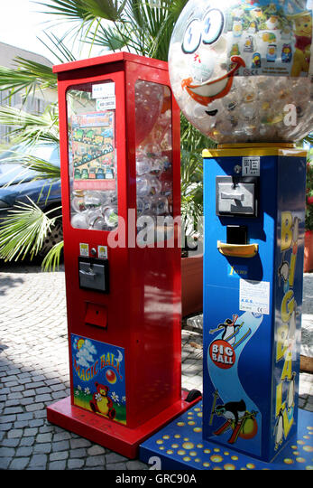 chewing gum machine