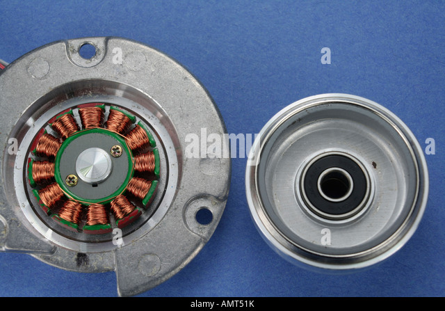 Dc motor stock photos dc motor stock images alamy for Brushless dc motor drive