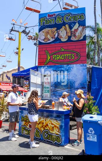 Best Fair Food San Diego