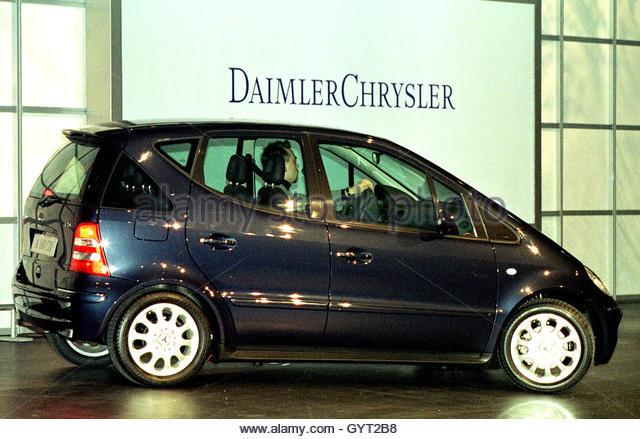 Levels class stock photos levels class stock images alamy for Mercedes benz daimler chrysler