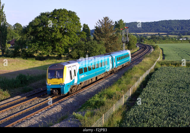 Arriva Trains Wales rail service pictures, free use image, 23-73-1 ...