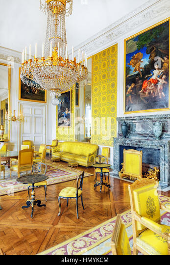 Royal family versailles stock photos royal family for Salon versailles 2016