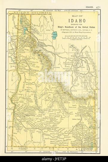 Idaho In Us Map Morandesignco - Idaho on the us map
