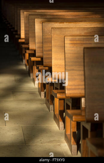 Light Wooden Pew Stock Photos amp Light Wooden Pew Stock  : pews in the morning light in a historic church in the netherlands ft9xy0 from www.alamy.com size 347 x 540 jpeg 44kB