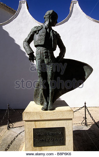 Ronda Statue Stock Photos & Ronda Statue Stock Images - Alamy
