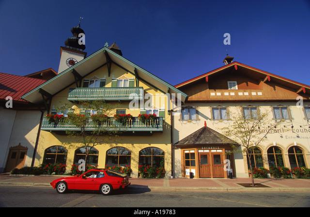 Bavarian Inn Lodge Stock Photos Bavarian Inn Lodge Stock