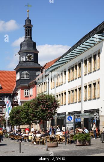 eisenach rathaus town hall stock photos eisenach rathaus town hall stock images alamy. Black Bedroom Furniture Sets. Home Design Ideas