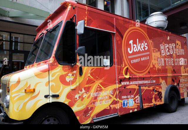 Jake S Street Grille Food Truck
