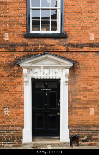 Victorian front door stock photos victorian front door for Victorian front doors