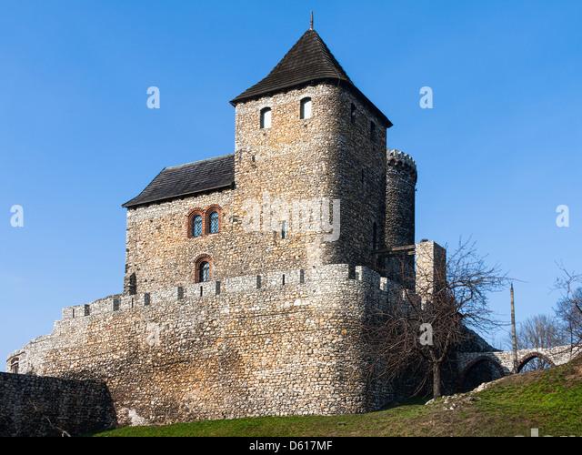 castle bedzin poland medieval - photo #4