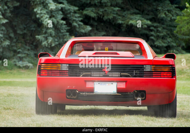 Ferrari Testarossa Stock Photos  Ferrari Testarossa Stock Images
