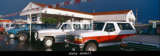 Used Car Lot In St George Utah