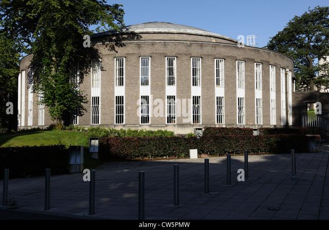 Mcmillan Round Reading Room Glasgow University