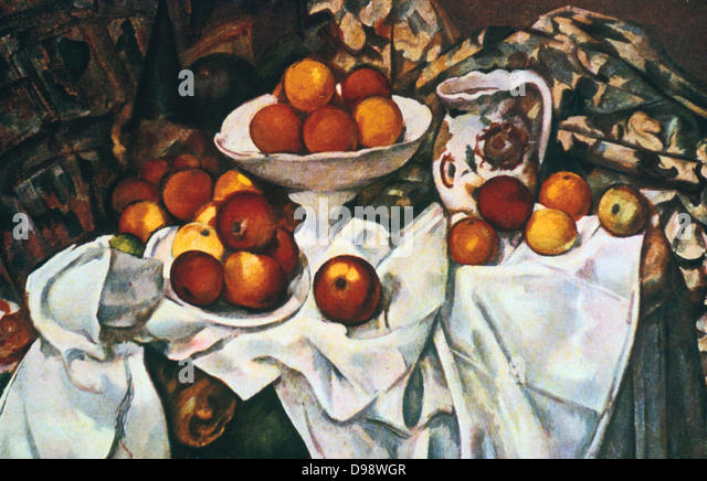 paul cezanne apples and oranges Ellsworth kellyfruitful workpaul cezanne, who died in 1906, cast a long shadow across 20th-century art  the influence of cézanne apples and oranges  paul cezanne, who died in 1906, cast a .