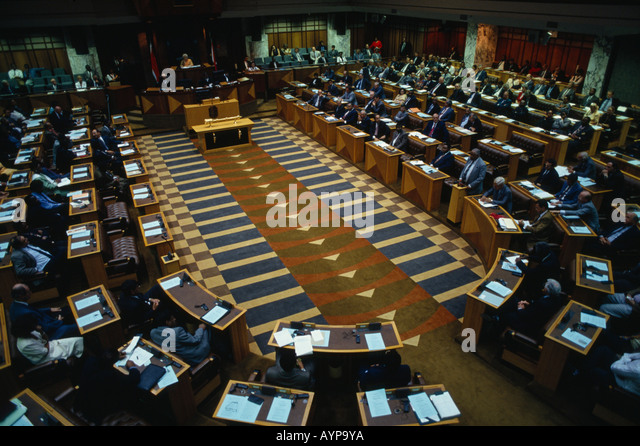 SOUTH AFRICA Western Cape Cape Town Houses Of Parliament Interior The  National Assembly In Session   Part 35