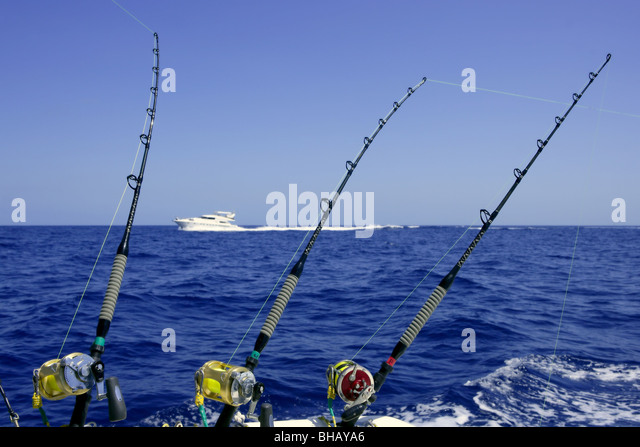 Tuna fishing stock photos tuna fishing stock images alamy for Tuna fishing games