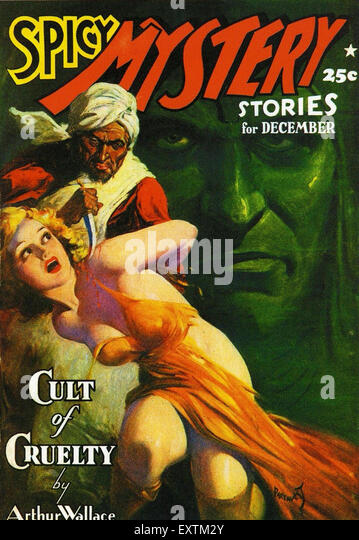 1930s detective story with a sexy twist 7