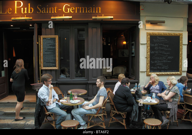 Cafe Rue St Germain Auxerre