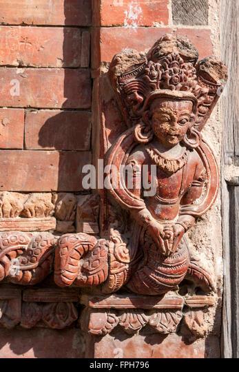 Carving decorative not wood stock photos