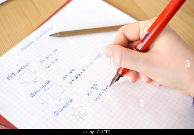 Help homework pen