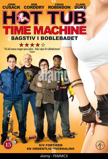 the time machine plot