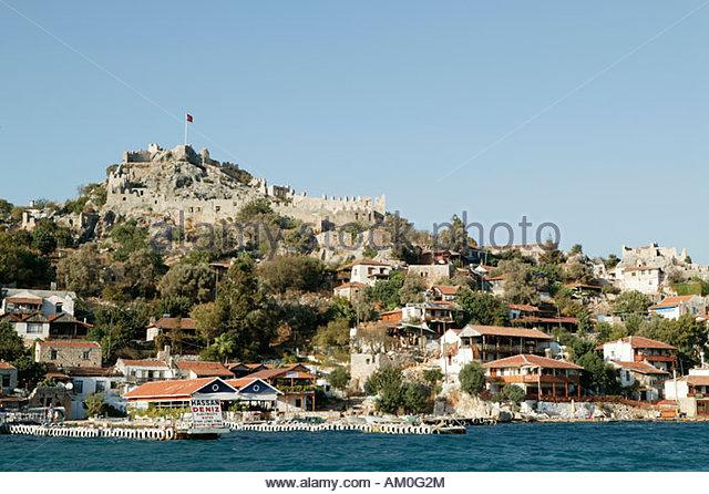 Simena Turkey Stock Photos & Simena Turkey Stock Images ...