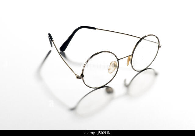 Wire Frame Glasses Stock Photos & Wire Frame Glasses Stock Images ...