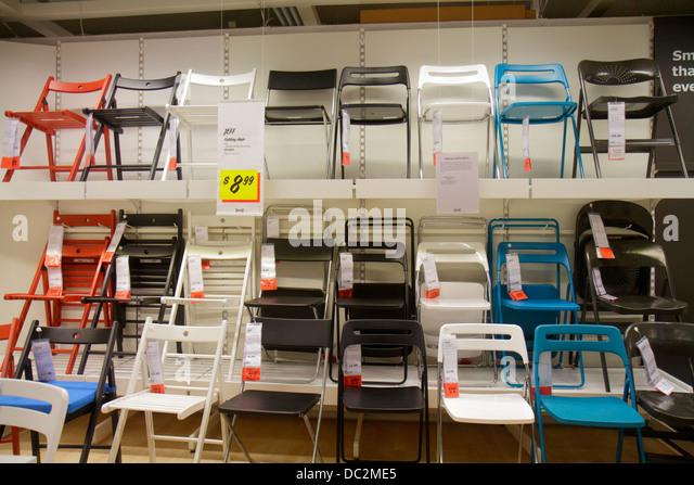 Folding sign stock photos folding sign stock images alamy for Ikea ft lauderdale