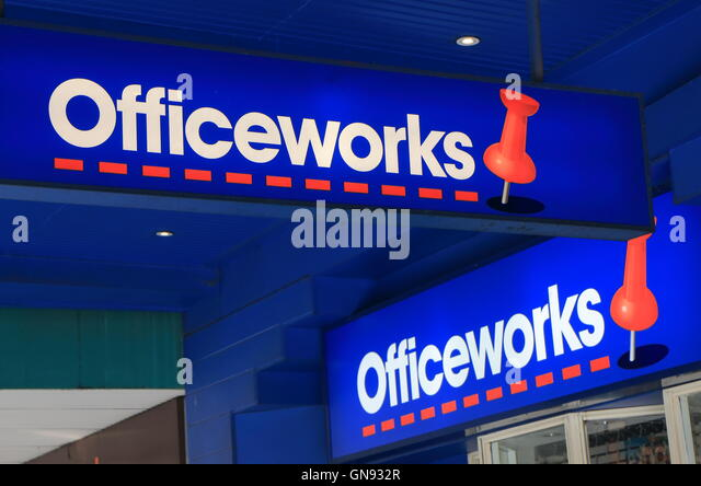 Officeworks Stock Photos  Officeworks Stock Images  Alamy
