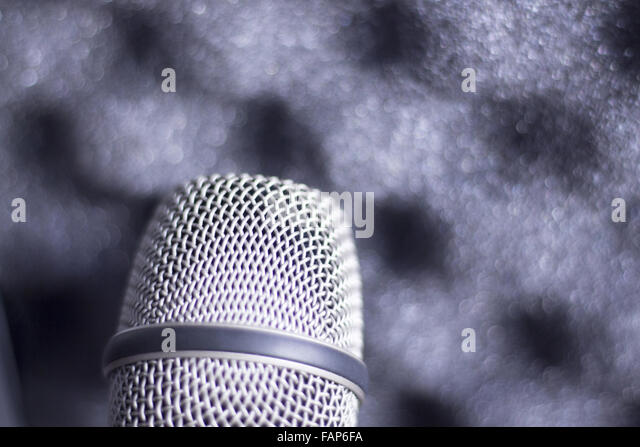 microphone case stock photos microphone case stock images alamy. Black Bedroom Furniture Sets. Home Design Ideas