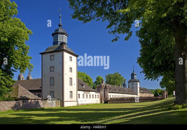 sienna west Höxter(North Rhine-Westphalia)