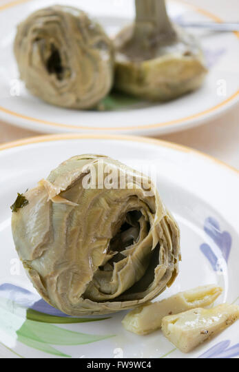 how to cook artichokes in a pressure cooker
