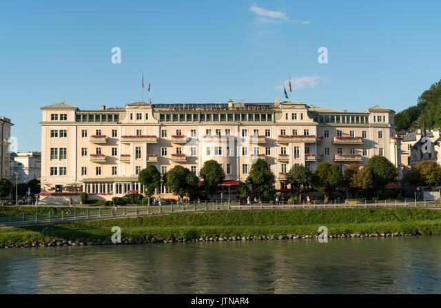 Hotel Salzburger Hof Salzburg Stadt