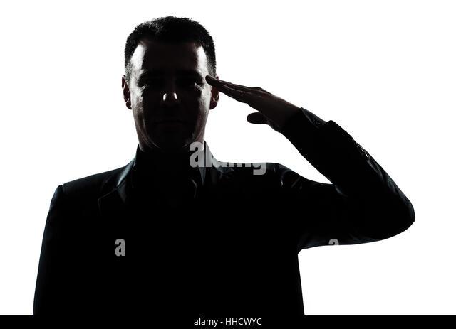 Army Man Salute Stock Photos & Army Man Salute Stock ...