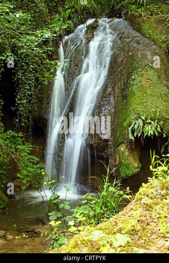 Between waterfall stock photos between waterfall stock for Waterfall environment