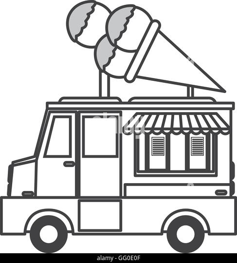 milk trucks coloring pages - photo#40