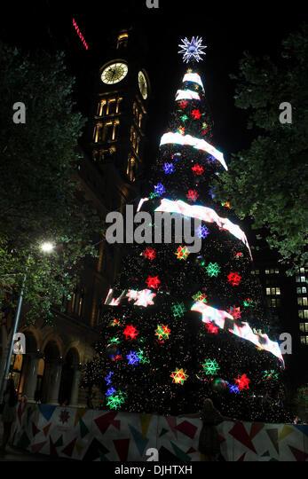 sydney christmas tree lighting  Rainforest Islands Ferry