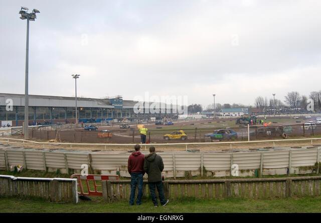 Belle Vue Stadium Stock Car Racing